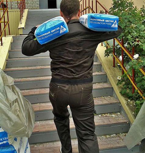 Доставка строительных материалов на заказ в Воронеже