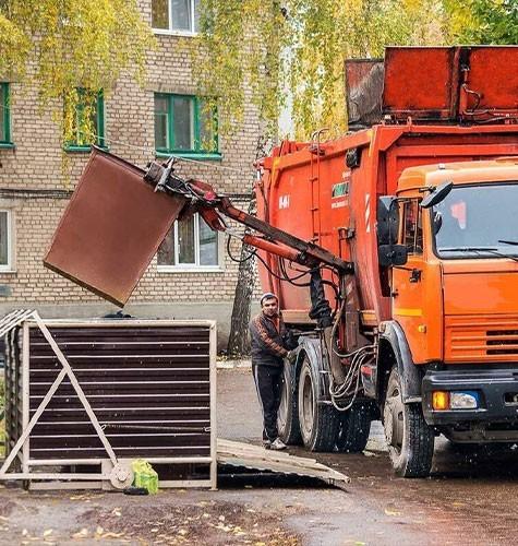 Услуги по вывозке мусора в Воронеже