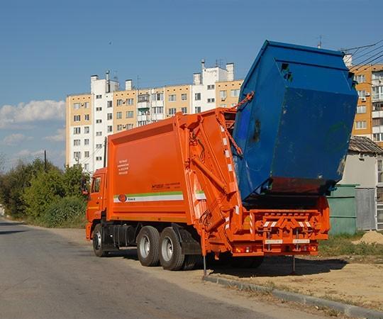 Вывоз мусора в Воронеже и Воронежской области