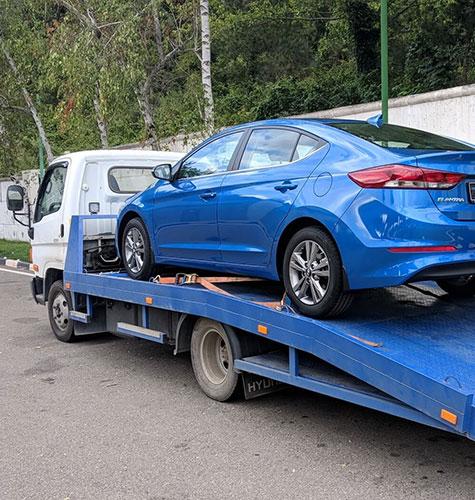 Транспортировка легковых авто в Воронеже